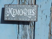This Way to Memories — Stock Photo