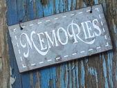 Memories — Stock Photo