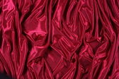 Red satin — Stock Photo