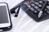 Acounting and Finance — Stock Photo