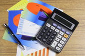 Accounting and Finance — Stock Photo