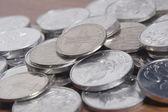 Coin rupiah — Stock Photo