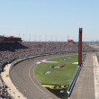 Stock Photo: Auto Club Speedway in Fontana