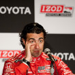 Dario Franchitti — Stock Photo
