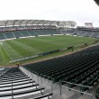 Royalty-Free Stock Photo: Home Depot Center before the MLS game