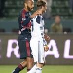 ������, ������: David Beckham & Thierry Henry