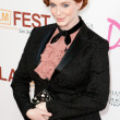 Christina Hendricks — Stock Photo
