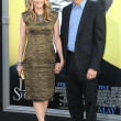 Michelle Pfeiffer and David E. Kelley - Stock Photo