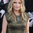 Michelle Pfeiffer - 图库照片