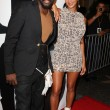 Will.i.am and Nicole Scherzinger — Stock Photo