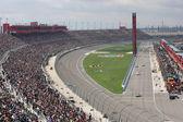 Auto Club Speedway in Fontana — Stock Photo