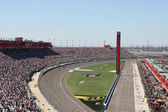 Auto Club Speedway in Fontana — Stock Photo