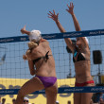 AVP Hermosa Beach Open — Stock Photo #14110545