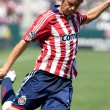 Royalty-Free Stock Photo: Chivas USA vs. New England Revolution match