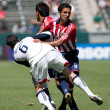 Chivas USA vs. New England Revolution match — Stok fotoğraf