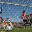 Chivas USvs. Houston Dynamo match — Stock Photo #14110655
