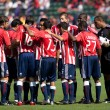 Chivas USvs. Houston Dynamo match — Stock Photo #14110667