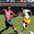 Chivas USvs. Houston Dynamo match — Stock Photo #14110682