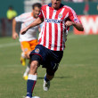 Chivas USvs. Houston Dynamo match — Stock Photo #14110700