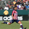 Chivas USvs. Houston Dynamo match — Stock Photo #14110714