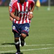 Chivas USA vs. Houston Dynamo match — ストック写真