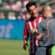 Chivas USvs. Houston Dynamo match — Stock Photo #14110726