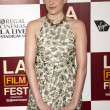 The Los Angeles Film Festival premiere — Stockfoto