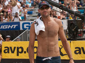 Avp hermosa beach open — Stockfoto