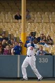 The Major League Baseball game — Stock Photo
