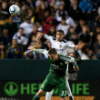 Major League Soccer game - Stockfoto