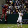 Foto de Stock  : Major League Soccer game
