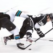 The National Hockey League game — Stock Photo #14180546