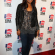 Foto de Stock  : USboxing benefit at Paley Center for Media