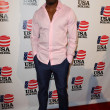 Stockfoto: USboxing benefit at Paley Center