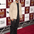 Troy Curvey III arrives at the Los Angeles Film Festival premiere - Stock Photo