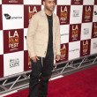 Stock Photo: Troy Curvey III arrives at Los Angeles Film Festival premiere