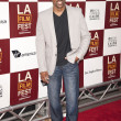 Stock Photo: Kent Faulcon arrives at Los Angeles Film Festival premiere
