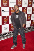 Gary Gray arrives at the Los Angeles Film Festival premiere — Stock Photo