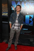 Ryan Guzman arrives at Warner Bros premiere — Stock Photo
