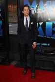 Matt Bomer arrives at Warner Bros premiere — Stock Photo