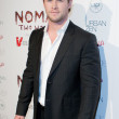 Australian actor Chris Hemsworth arrives at the Nomad Two Worlds Los Angeles debut gala at 59 Pier Studios West — Stock Photo #14373483