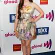 Ariel Winter arrives at the 22nd annual GLAAD Media Awards at Westin Bonaventure Hotel — Stock Photo
