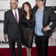 Shah, Kimberly Shah, and Dana Carvey arrive at the Heart Foundation Gala - Arrivals at the Hollywood Palladium — Stock Photo