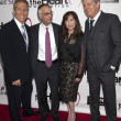 Stock Photo: Mark Litman, P.K. Shah, Kimberly Shah and David Foster attend Heart Foundation Galat Hollywood Palladium