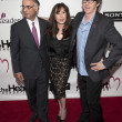 Shah, Kimberly Shah, and Dana Carvey arrive at the Heart Foundation Gala - Arrivals at the Hollywood Palladium - Stock Photo