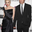 Gavin Rossdale and Gwen Stefani attend Heart Foundation Galat Hollywood Palladium — Stock Photo #14374237