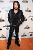 Dave Navarro arrives at The Legend of Hallowdega Special Screening — Stock Photo