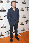 Justin Kirk arrives at The Legend of Hallowdega Special Screening — Stock Photo