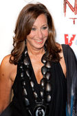 Fashion designer & creator of DKNY clothing label Donna Karan arrives at the Nomad Two Worlds Los Angeles gala at 59 Pier Studios West — Stock Photo