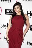 Actress Mayra Veronica arrives to The Heart Foundation Gala at Hollywood Palladium — Stock Photo